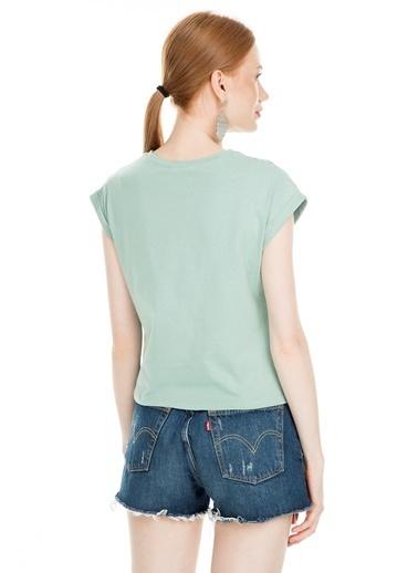 Lela Tişört Yeşil